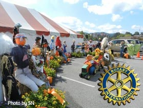 40th Annual Pigeon Forge Rotary Club Craft Fair