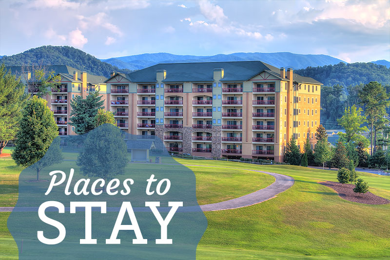 Places to stay - lodging