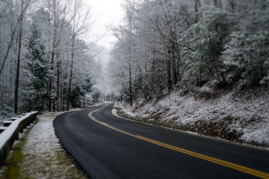 Taking a guided tour is a fun winter thing to do in Pigeon Forge