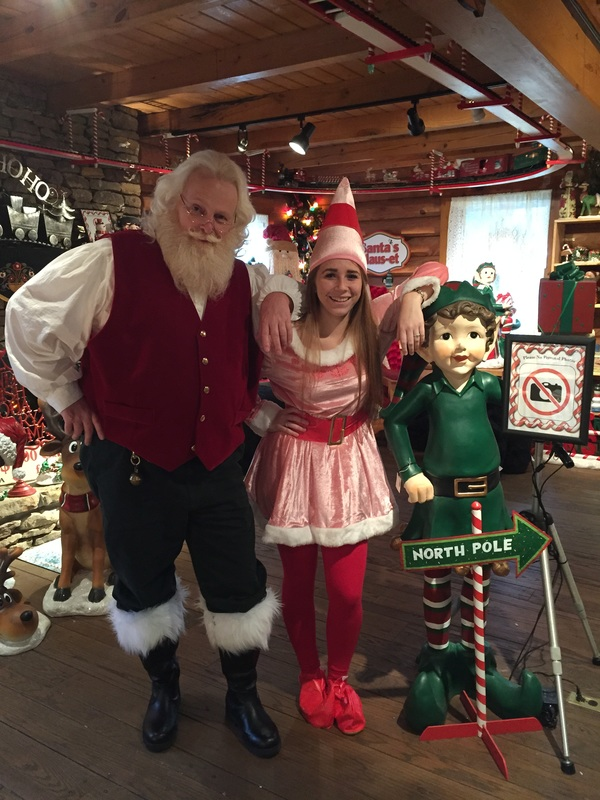 Santa S Claus Et In Gatlinburg