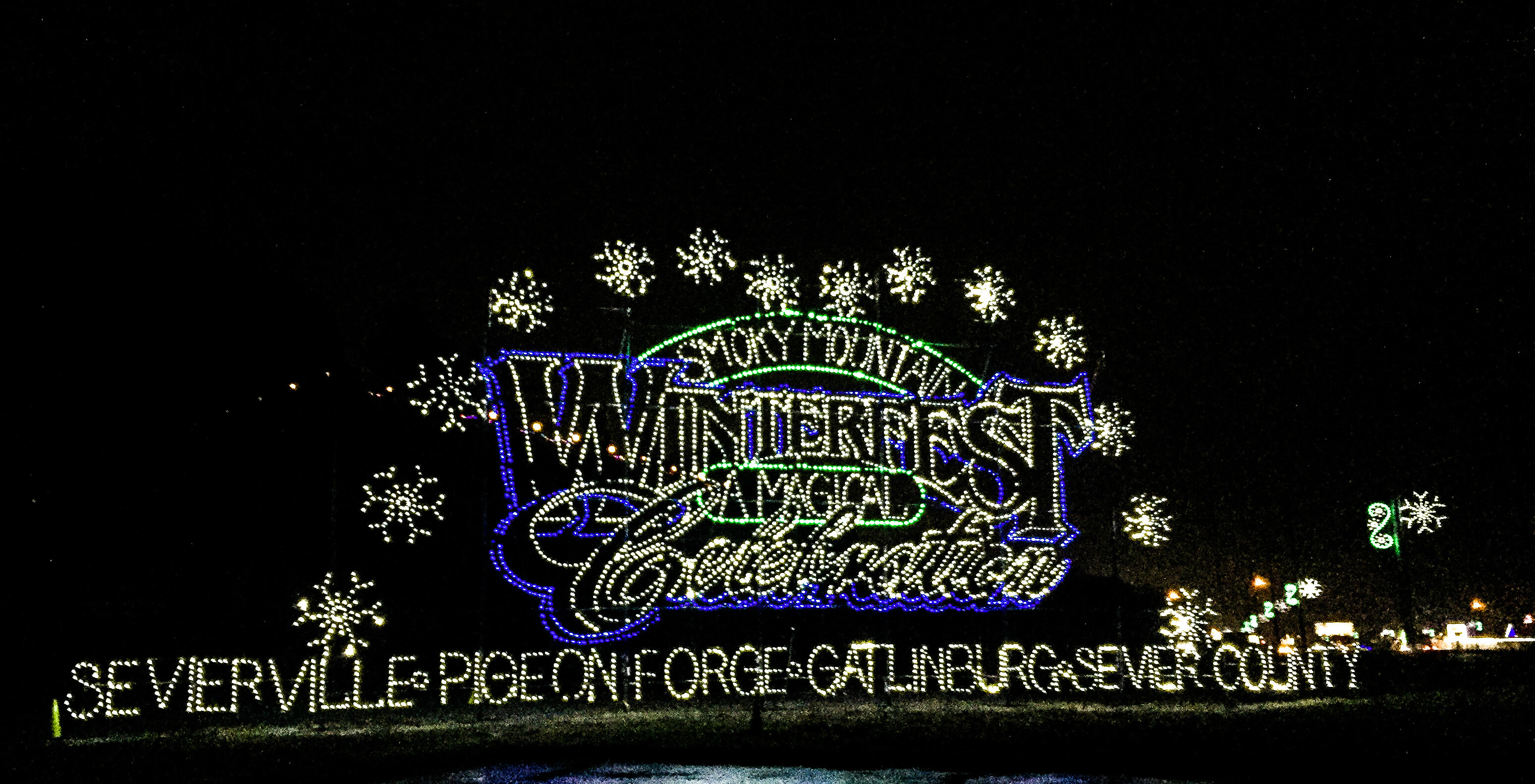 Winterfest Pigeon Forge